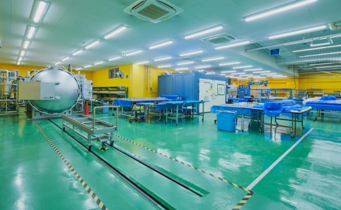 津久井工場の写真