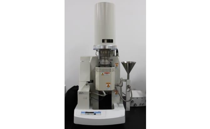 熱機械分析装置の写真