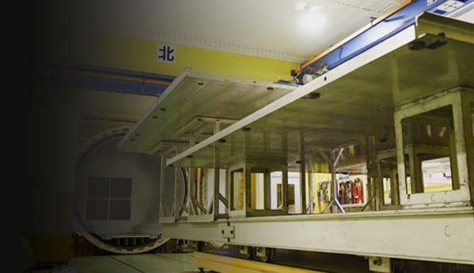 成形・加工・塗装機械の写真