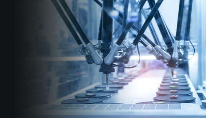 産業機器のイメージ写真