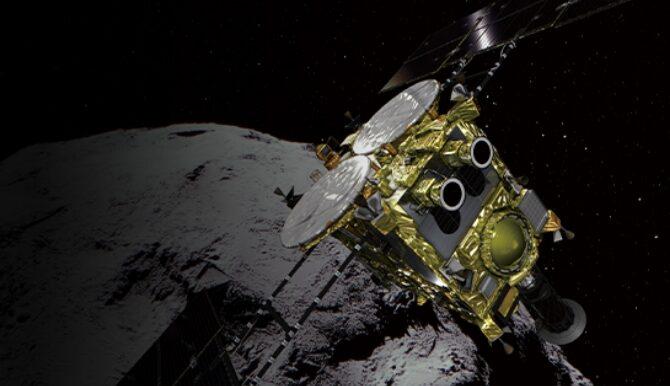 航空宇宙機器のイメージ写真