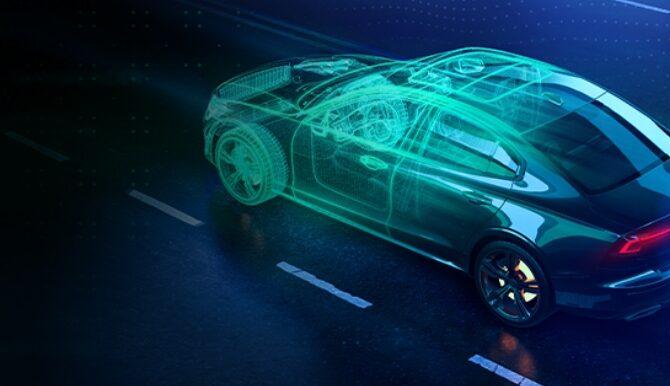 自動車のイメージ写真