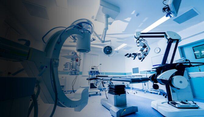 医療・介護機器のイメージ写真